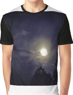 Shining Through Graphic T-Shirt