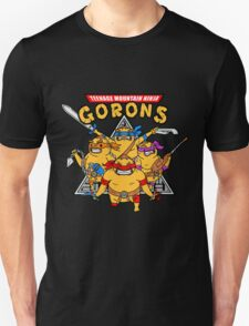 TMNT Parody (Teenage Mountain Ninja Gorongs ) T-Shirt