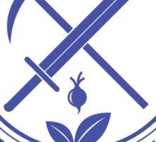 Stardew Valley Farmer's Guild Redux Sticker