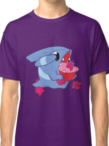 Gible Eating Haban Berries Classic T-Shirt