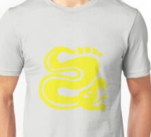 Silver Snakes Unisex T-Shirt