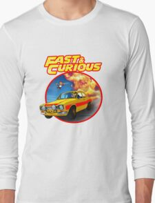 Fast & Curious   T-Shirt