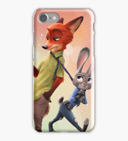 Zootopia iPhone Case/Skin