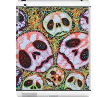 Web of Skulls iPad Case/Skin