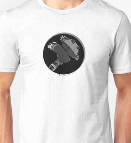 Anomaly & Astronaut - Falling (INside) Unisex T-Shirt