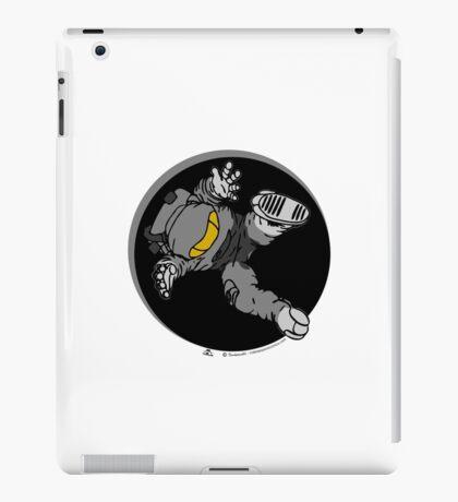 Anomaly & Astronaut - Falling (OUTside) iPad Case/Skin