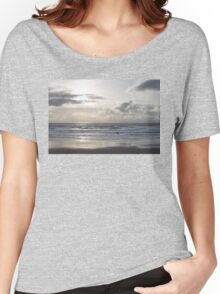 Silver Scene Women's Relaxed Fit T-Shirt