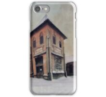 Tthe St. Andrews Church at -45 Degrees Celsius iPhone Case/Skin