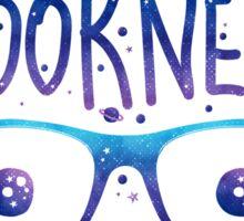 SciFi Booknerd Sticker