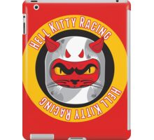 HKR - white on yellow iPad Case/Skin