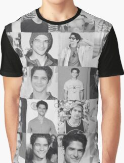 Tyler Posey collage Graphic T-Shirt
