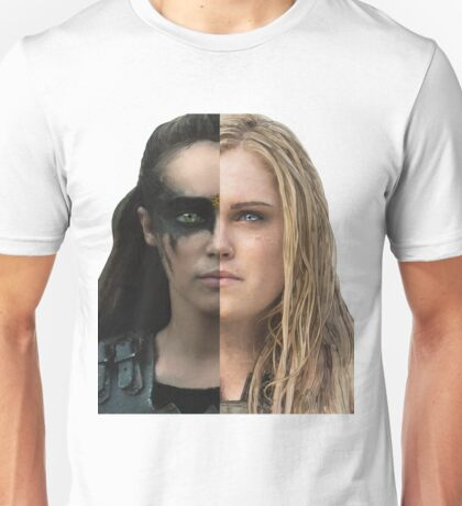 Two bodies, One soul Unisex T-Shirt