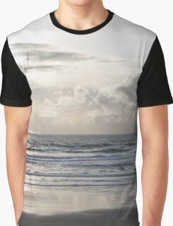 Silver Scene Graphic T-Shirt