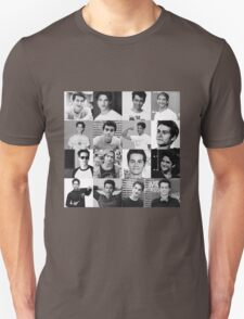 Tyler Posey & Dylan O'brien collage Unisex T-Shirt