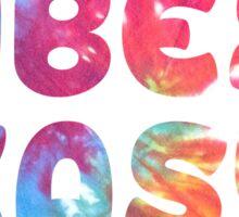 Good vibes, easy living Sticker