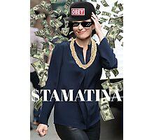 $TAMATINA Photographic Print
