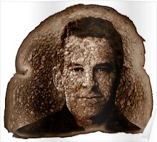 Sam Harris Miracle Toast Poster
