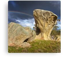 Big Rock Canvas Print