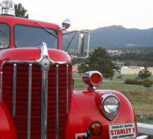 Stanley Firetruck Sticker