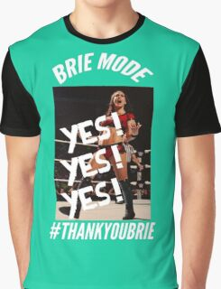 Thank You Brie Graphic T-Shirt