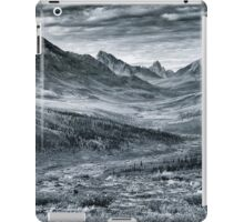 North Klondike River Valley  iPad Case/Skin