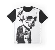 HIPSTERSKULL Graphic T-Shirt