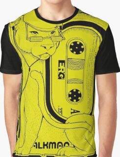 R.I.P : WALKMAN Graphic T-Shirt
