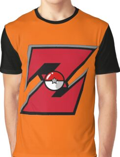 Pocket Ball Z Graphic T-Shirt
