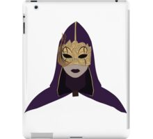 Hellequin Minimalist iPad Case/Skin