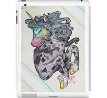 Heart Headed Horse iPad Case/Skin