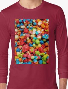 The One With The Futuristic Ice Cream Long Sleeve T-Shirt