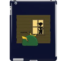 "Pokemon Pikachu ""Peekatchu"" iPad Case/Skin"