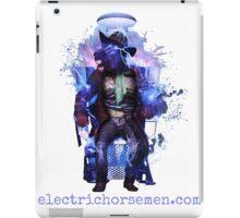 Electric Horsemen - Electrocuted Horseman iPad Case/Skin