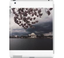 Jefferson Memorial  iPad Case/Skin