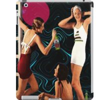Girl Time beer iPad Case/Skin