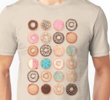Nuts for Donuts Unisex T-Shirt