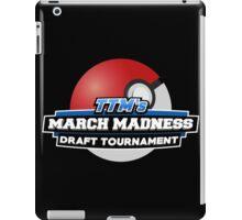 TheTokenMinorities March Madness Draft Tournament Logo iPad Case/Skin