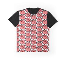 Ditto Ditto Ditto All Over Graphic T-Shirt