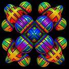 Weird 3-D Widget Thingy by Lyle Hatch