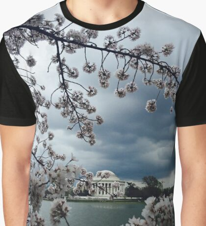 Jefferson Memorial  Graphic T-Shirt