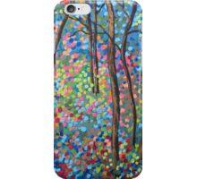 Shimmering Forest iPhone Case/Skin