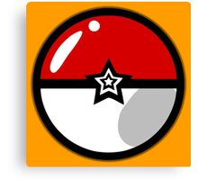 PokeballZ Canvas Print
