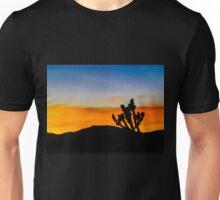 Desert Sunset Unisex T-Shirt