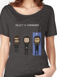 Select Commander Anya Women's Relaxed Fit T-Shirt
