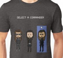 Select Commander Anya Unisex T-Shirt