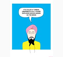 What under the Turban? Unisex T-Shirt