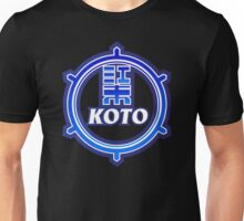 Koto Ward of Tokyo Japanese Symbol Unisex T-Shirt