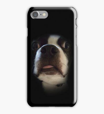 Bosco's Dumb Face iPhone Case/Skin
