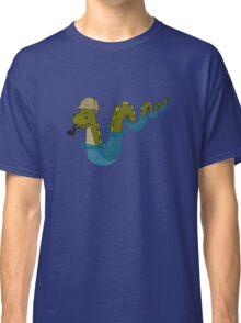Sherloch Ness Monster Classic T-Shirt