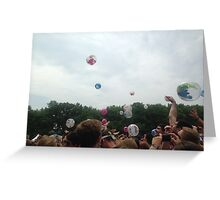 Firefly Festival Greeting Card